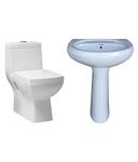 Buy Water Closet & Get Wash-Basin Free
