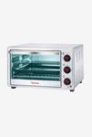 Lifelong 26L Oven Toaster Griller - OTG (White)