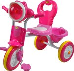 Toyhouse Scooty Tricycle Pink