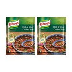 Knorr Chinese Hot and Sour Chicken Soup, 44g (Pack of 2)
