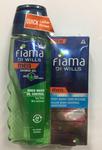 Fiama Di Wills shower gels with freebies