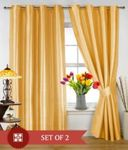 Curtains upto 88% + Free Shipping from Rs. 249