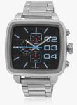 Diesel Dz4301i Silver/Black Chronograph Watch