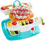 Fisher Price 4-in-1 Step 'n Play Piano  (Multicolor)+bank offer