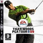 Tiger Woods PGA Tour 09  (for PS3)