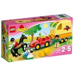 Lego Horse Trailer, Multi Color