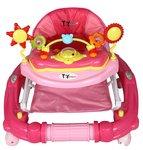 Toyhouse Teddy Baby Walker, Pink