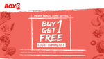 Buy 1 and Get 1 Free on Food order