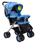 Sunbaby Blue Jigsaw Stroller