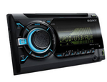 Sony WX-800UI FM Car Compact Disc Player Stereo Double-Din