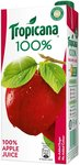 Tropicana 100% Juice - Apple, 1 ltr