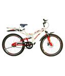 Hi-Bird Singham Single Speed Disc Brake 66.04 cm (26) Bicycle