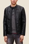 s.Oliver Black Solid Jacket