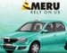 Get 30% cashback on ALL Meru Rides via Mobikwik