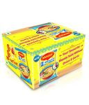 MAGGI 2-Minute NONG Masala Noodles 70gm - Buy 8 Get 2 Free (Pack of 10)- Welcome Kit