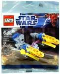 LEGO Star Wars Mini Building Set #30057 Anakins Podracer Bagged