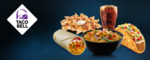Get 50% Cashback on Taco Bell Vouchers | 19 & 20th November, 2016 from 3-4 PM discount offer