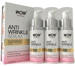 WOW Ultimate Anti Wrinkle Serum (Pack of 3)