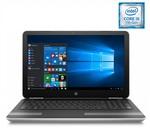 HP 15-au114tx (Y4F77PA) (Core i5 (7th Gen)/8 GB/1 TB/39.62cms(15.6)/Windows 10 Home) (Silver)