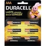 Duracell Alkaline Battery AAA with Duralock Technology (6 Pieces)