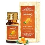 St.Botanica Orange Pure Aroma Essential Oil, 10ml