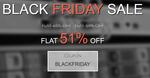 Bluehost:- Flat 51% off  on Sidewide