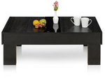 Royal Oak Daffodil Coffee Table with Dark Finish || Royal Oak Metro TV Stand (Wengy)