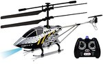 Saffire 3.5 Channel Armour Helicopter with Gyro and Lights