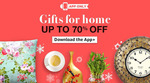 Amazon App Only: Up to 70% off: Gifts for every home