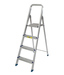Dolphin Aluminium Folding Ladder Pro 3 Steps