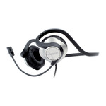CREATIVE CHATMAX HS-420 WIRED HEADSET (BLACK)