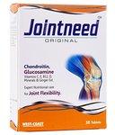 West Coast Jointneed Original (Glucosamine, Chondroitin & Vit D3) 30 Tablets