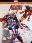 Avengers: Earth's Mightiest Heroes (Marvel Colouring and Activity Book)