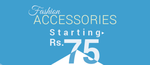 Funky Fashion Accessories Starting Rs.75