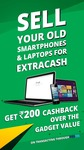 Paytm - Sell Your Old Smartphones And Laptops Get An Additional 200 Cashback Over The Gadget Value @Cashify