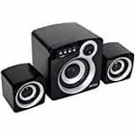 Intex IT-230SUF 2.1 Channel Multimedia Speakers (Black) -- Rs. 999 (38% off)