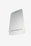 Galaxy Mega 5.8 Mobile Flip Cover (White)
