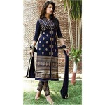 WOMEN Dress Materials of January upto 92% off + flat 50% cash back