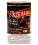 Vinpro High Protein Chocolate Powder Energy Drink for All 200 gm Chocolate Flavor
