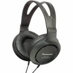 [cheapest] Shopclues - Panasonic RP-HT161 Wired Headphones (Black, Over the Ear)