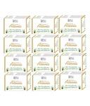 Besure Aloe Vera Soap-Pack Of 12(75gm Each)