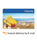 Cleartrip E-Gift Card - upto 20% OFF