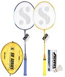 60 %  Off on Silver's Badminton Rackets combo