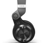 Bluedio Unisex Black Over Ear Headphones @ Myntra