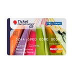 10% off on Ticket Compliments cards [max 100] at Shopclues Rs.1000 card at Rs.878/- [working for all. Multiple times]