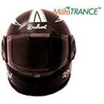 Mototrance Blaze Trace Open Face Helmet Matt