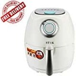Hytec 2.5 Litre Healthier Oil Free Air Fryer for Rs 4699 @ 61% off on mrp 11,999