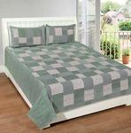 Zesture Cotton Double Bedsheet flat 70% off
