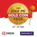 Credr Har Bike Pe Gold Coin Free