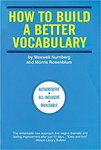How to Build a Better Vocabulary book low price